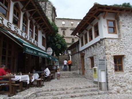 Автопутешествие. Сараево - Рисан
