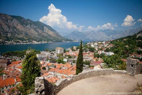 Черногория. Котор