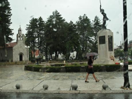 Сибирский вояж. Черногория