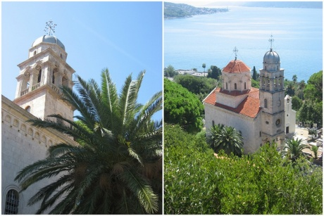 Пять монастырей Черногории