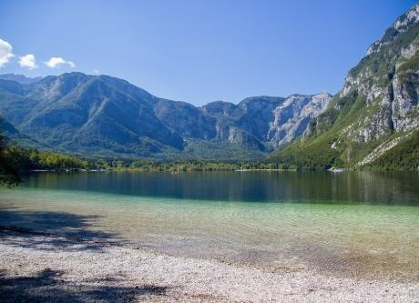 Словения: озеро Бохинь - полный релакс