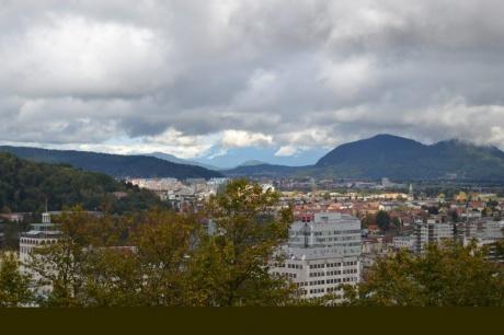 Мои впечатления от Словении. Любляна.