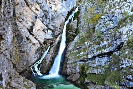 Бохиньское озеро и водопад Савица.