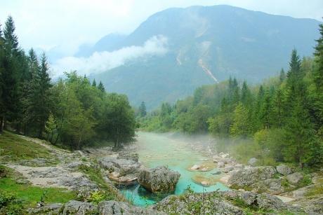 Несколько дней в Альпийской Словении, сентябрь 2012