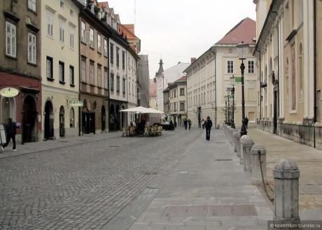 Любляна. Город, в котором я могла бы жить.