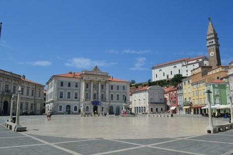 Первая часть: Словенская благость (Пиран, Фиеса)