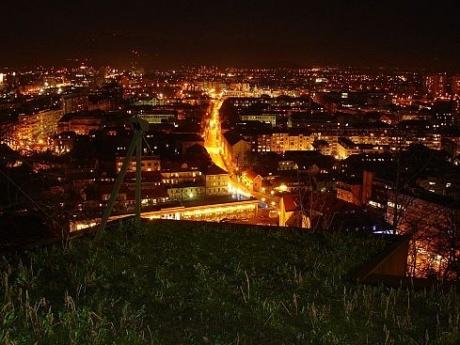 Ах, Любляна - городок...