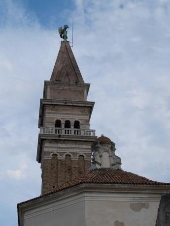 Словения. Пиран и Порторож.