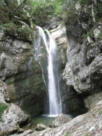 Бохинь - Каньоны