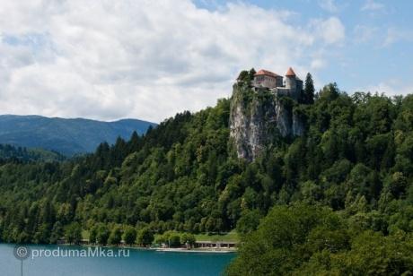 Кладезь Словении. Озеро Блед.