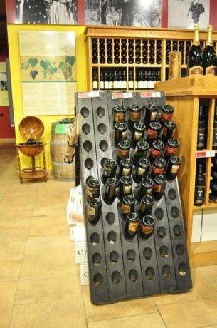 Вино и шоколад из Словении