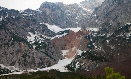 Озёрное и водопадное Jezersko