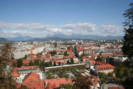 Словения, альпийская сказка
