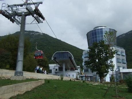 По Албании сверху донизу осенью 2010. Часть 3