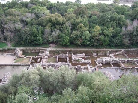 По Албании сверху донизу осенью 2010. Часть 7