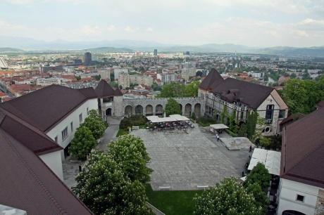 Люблянский град