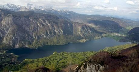 Бохиньское озеро (часть 1)