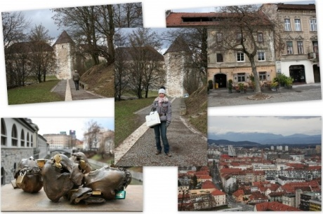 Словения: озёра, горы, Любляна и пещеры.