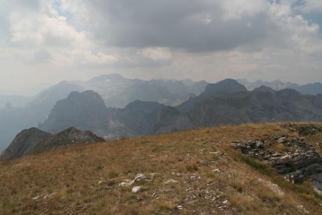 Албания. Северные горы