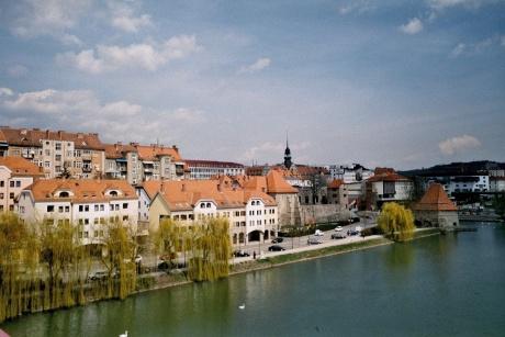 Путешествие в Словению. Город Марибор