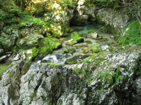 Словения - Хорватия без городов. Мостницкие корыта