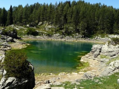 Словения - Хорватия без городов. Долина Триглавских озер