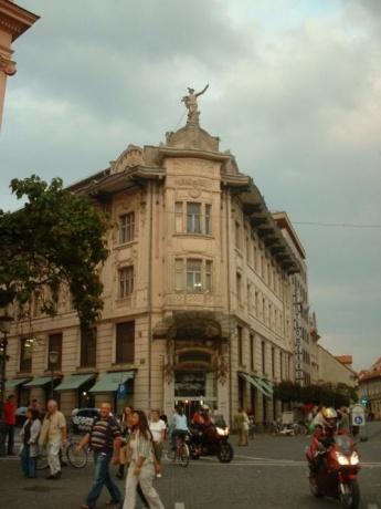 Любляна. Словения