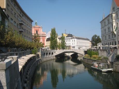 Долго будет Словения сниться