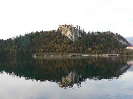 Словения. Озеро Блед