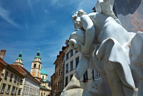 Цветная Любляна