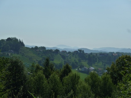 Словения -  Окрестности Рогашки Слатины