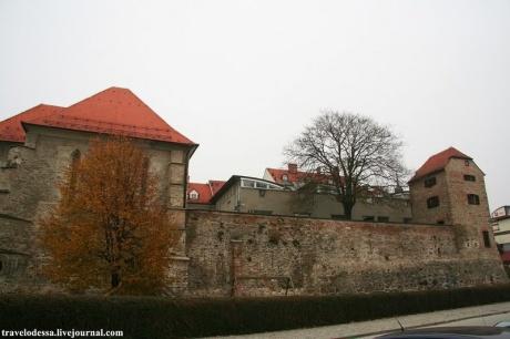 Марибор. Старейший виноградник в мире и музей вина