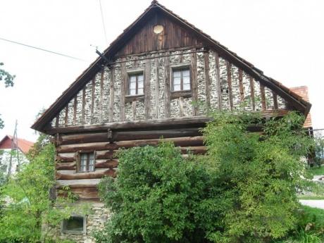 Словенская деревня, какой она была и никогда больше не будет