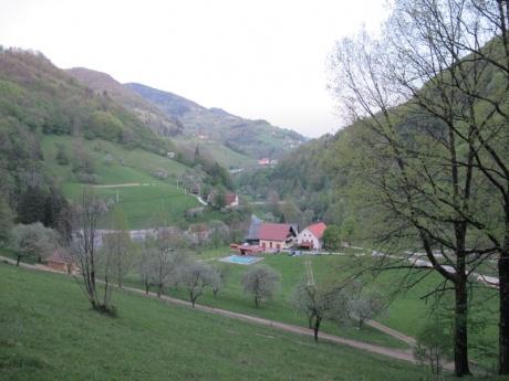 Словения. Марморатта.