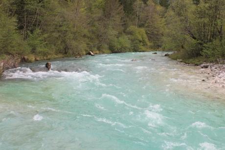Италия и Словения (май 2012) Вода