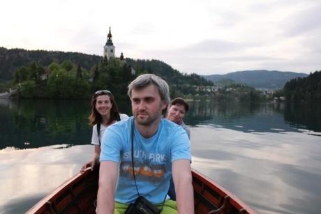 Италия и Словения (май 2012)