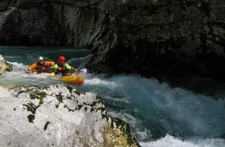Река Соча