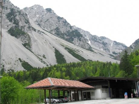 Сельская Словения, часть 1