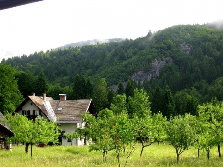 Сельская Словения, часть 2
