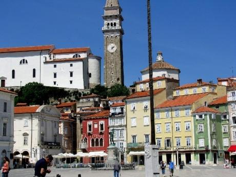 Словения: Пиран