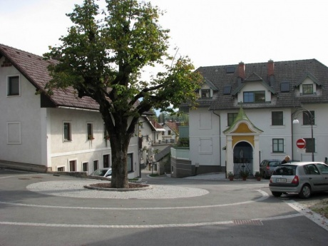 Словенские улочки