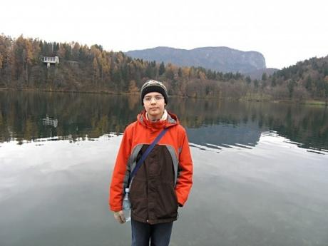 Как мы ездили на озеро Блед