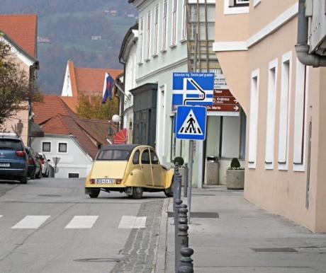 Словения. Лашко.