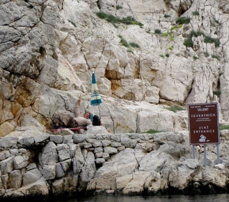 Хорватия: остров Раб