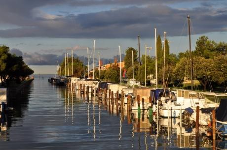 Словения. Часть 1. Порторож и Адриатическое море