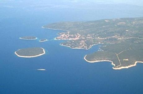 Путешествие на яхте по Хорватии