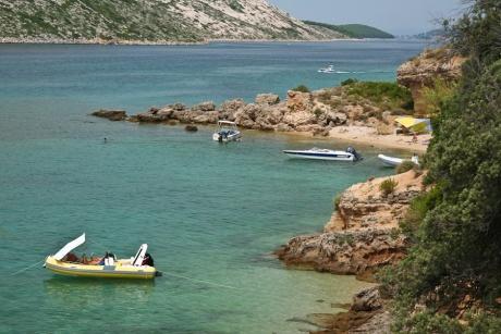 Хорватия, записки отдыхающего: Pudarica
