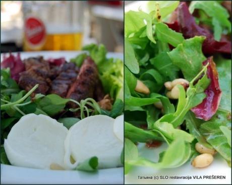 Словения. Отдых, кухня и рестораны