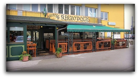 Рестораны Словении. Nekropolis