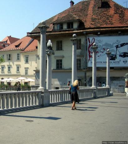 Уютная Любляна